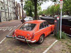 MGB GT 1967 Electrisch!