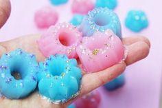 DIY Dusch Jelly im Lush-Style selber machen + YouTube Video!