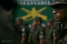 RIO BRANCO, AC - Fronteira com Bolívia e Peru - A organização militar na cidade de Rio Branco - AC. Foto: Odair Leal