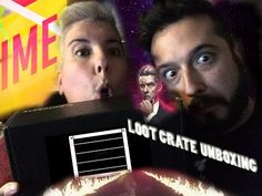 ARTYTATY UNBOXING LOOTCRATE - YouTube
