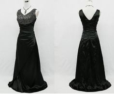 Hey, I found this really awesome Etsy listing at http://www.etsy.com/listing/128506035/long-black-dress-black-prom-dress-long/gothic wedding dress