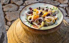 Potato Salad with a Zingy Twist - Greece Is