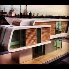 Hamburg, Hausboot                                                                                                                                                                                 Mehr