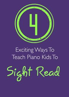 Teaching Kids to Sight Read on the Piano… Stop Pulling Teeth and Start This…