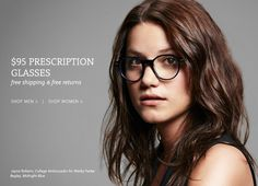 Warby Parker eyeglasses gift card. If your girl wears glasses, she'll love the selection of vintage-inspired frames. Plus, for every gift card sold, WP will donate a pair of glasses to someone in need.