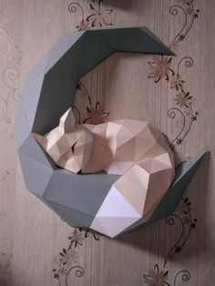 papercraft fox pepakura Low Poly Paper Sculpture DIY gift Decor for home and . papercraft fox pepakura Low Poly Paper Sculpture DIY gift Decor for home and office pattern temp
