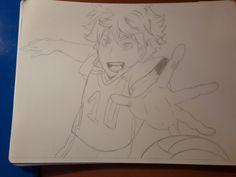 Oooh look! Hinata again..🤗😂