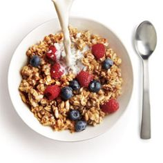 Healthy Cereal Breakfast to Get Good Looks