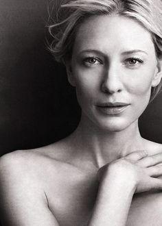 Andy Gotts, Cate Blanchett on ArtStack #andy-gotts #art