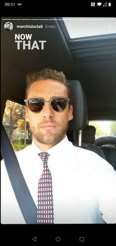 Claudio Marchisio, Wayfarer, Ray Bans, Mens Sunglasses, Style, Fashion, Swag, Moda, Man Sunglasses