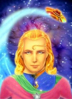 Ascended Masters - Commander Lord Ashtar