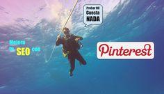 Como mejorar el Posicionamiento Web de tus blogs o páginas (SEO) con Pinterest. Consigue tráfico hacia tu sitio web con estas ideas basadas en Pinterest.