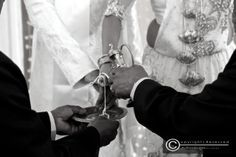 "during the traditional weddings, the little fingers of both the bride and the groom is tied by a ""pirith noola"" (using a white cotton string). holy water or ""pirith watura"" is pored over the fingers to signify lasting bond and harmony"