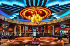 Casino Design - Isleta Casino's new entrance, designed built and installed by I-5 Design.