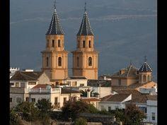 Orgiva Spain October morning village run