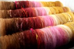 Moonrover Batts  no 138 by moonrover on Etsy, $16.00