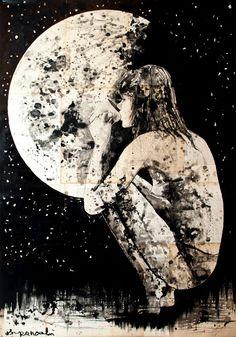 Midnight tee, Krzyzanowski Art