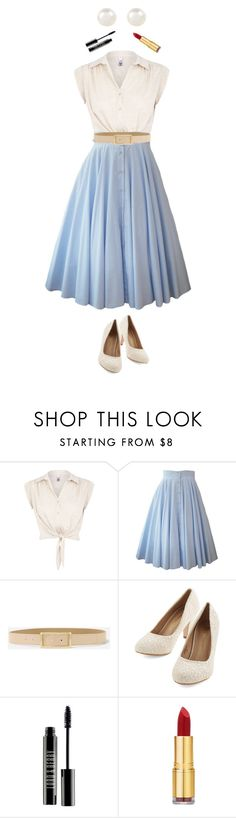 """""""Positively 50s"""" by f3arl3ssprinc3ss ❤ liked on Polyvore featuring H! by Henry Holland, Full Circle, CHARLES & KEITH, Lord & Berry, Isaac Mizrahi, Accessorize and vintage"""