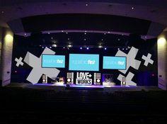 215 best Corporate Stage Design images on Pinterest | Stage design ...