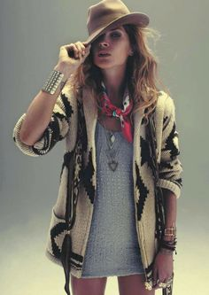 Navajo style #style #fashion #navajo