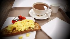 Breakfast at Waitrose