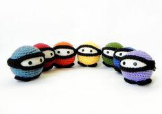Rainbow Ninjas!