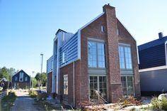 Nieuwbouw pakhuis-woning Oxhoofdpad Langedijk - Nico Dekker ontwerp & Bouwkunde