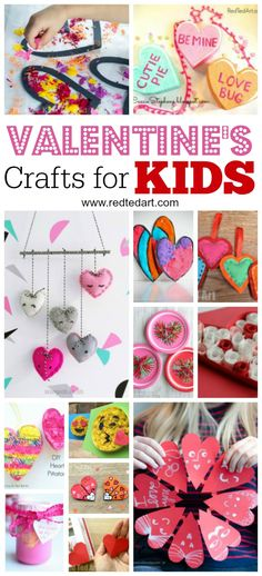 607 Best Valentine S Day For Kids Images In 2019 Kid Crafts