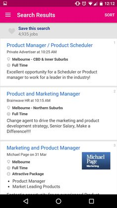 SEEK - Jobs- screenshot