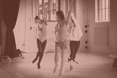 Ina featured by the Ballet Dancers from Stockholm