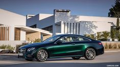 2018 Mercedes-Benz E400 Coupe 4MATIC - Side HD