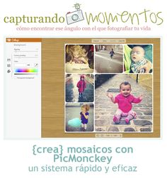 Crear mosaicos de fotos online con este editor gratuito {how to create a picture collage online with this free editor - spanish}