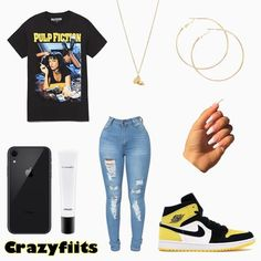 Swag Outfits For Girls, Teenage Outfits, Cute Swag Outfits, Teen Girl Outfits, Teen Fashion Outfits, Simple Outfits, Trendy Outfits, Fashion Fashion, Preteen Fashion