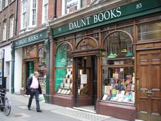 Výsledek obrázku pro Daunt Books - Marylebone