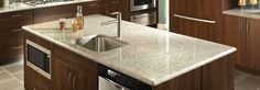 Begin your conutertop project with Charlotte Counters