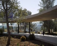 office KGDVS completes circular solo house in eastern spain