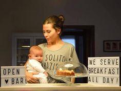 Di open bar e allattamento a richiesta... grazie a #mammazazi