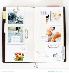 Blog: Mixing It Up in Your Project Life® Album with Stephanie Bryan - Scrapbooking Kits, Paper & Supplies, Ideas & More at StudioCalico.com!