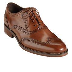 Air Madison Wingtip Oxford - Men's Shoes: Colehaan.com