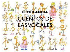 CUENTOS DE LAS VOCALES