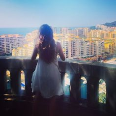 #Rocher Monte Carlo has my heart for the day by ctinnabrantley from #Montecarlo #Monaco