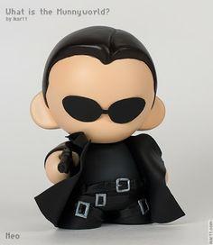 toycutter: The Matrix Munnys