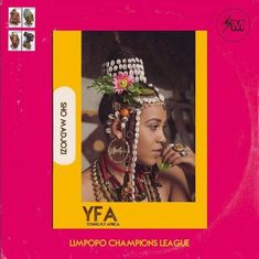 """Sho Madjozi dropped her newest album """"Limpopo Champions League"""" and """"If I Die"""" is one of the new Gqom music on the project. Bbc, Nigeria Africa, Music Download, Latest Movies, Greatest Hits, Best Tv, Champions League, Album Covers, Business Women"""