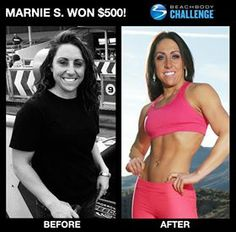 More amazing results! This is what happens when you decide and commit to one of our programs and challenge groups...you succeed!