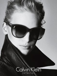 Vanessa Axente Stars in Calvin Klein's Fall 2013 Campaign by Mert & Marcus