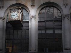 Clock, Haymarket, London - Photo by Jon Curnow