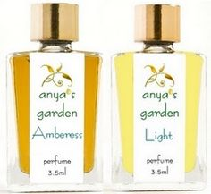 A blogger drew a connection between natural perfumes and food and drink http://anyasgarden.blogspot.com/2012/01/anyas-garden-perfumes-foodie-fragrance.html