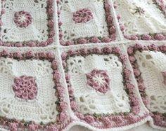 Crochet Baby Blanket by brendacurrie on Etsy