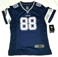 Details about NIKE Limited Dallas Cowboys Dez Bryant  88 NFL Jersey Womens  Size XL X Large NWT 9135385e8