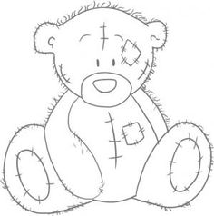 How to Draw Tatty Teddy step4
